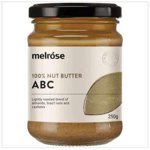 Nut Butter Spread ABC 250g