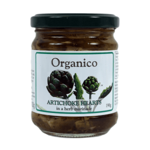 Organico Artichoke Hearts (Organic) ~ 190g