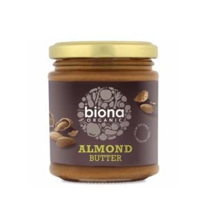 Biona Almond Butter (Organic) ~ 170g