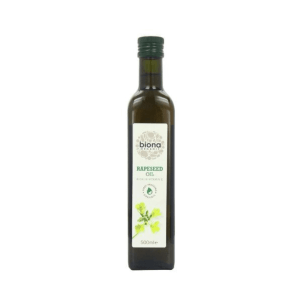 Biona Rapeseed Oil (Organic) ~ 500ml