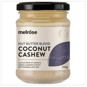 Nut Butter Spread Coconut Cashew 250g