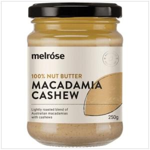 Nut Butter Spread Macadamia Cashew 250g