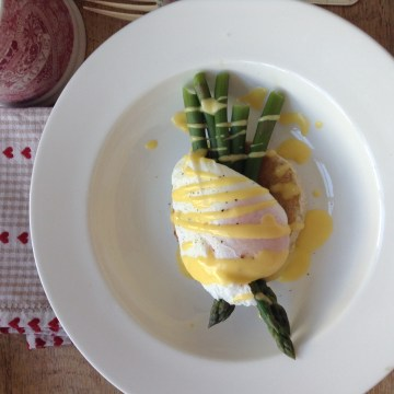 spring asparagus brunch