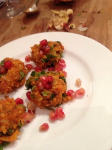 diana henry red lentil and carrot kofte