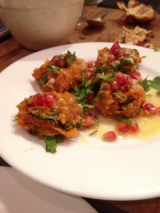 Diana Henry red lentil and carrot kofta recipe