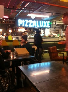 pizza luxe leeds review
