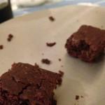 recipe for vegan chocolate brownies