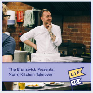 Leeds Indie Food 2016 event Norre at The Brunswick