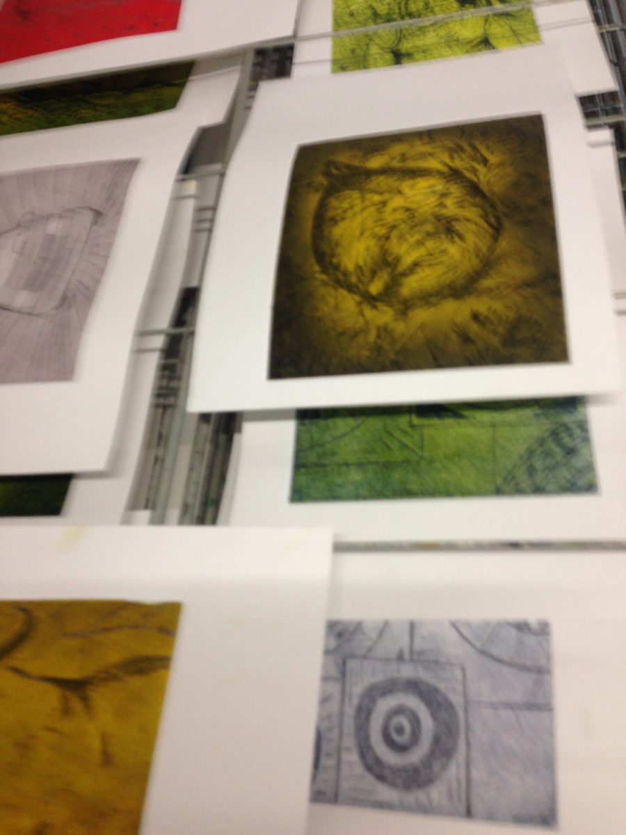 print projects acid plate etching