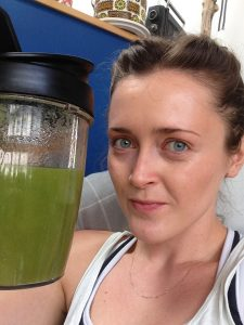 nutri pro green smoothie on the go breakfast inspiration
