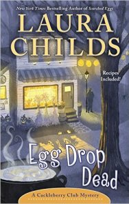 Egg Drop Dead Laura Childs