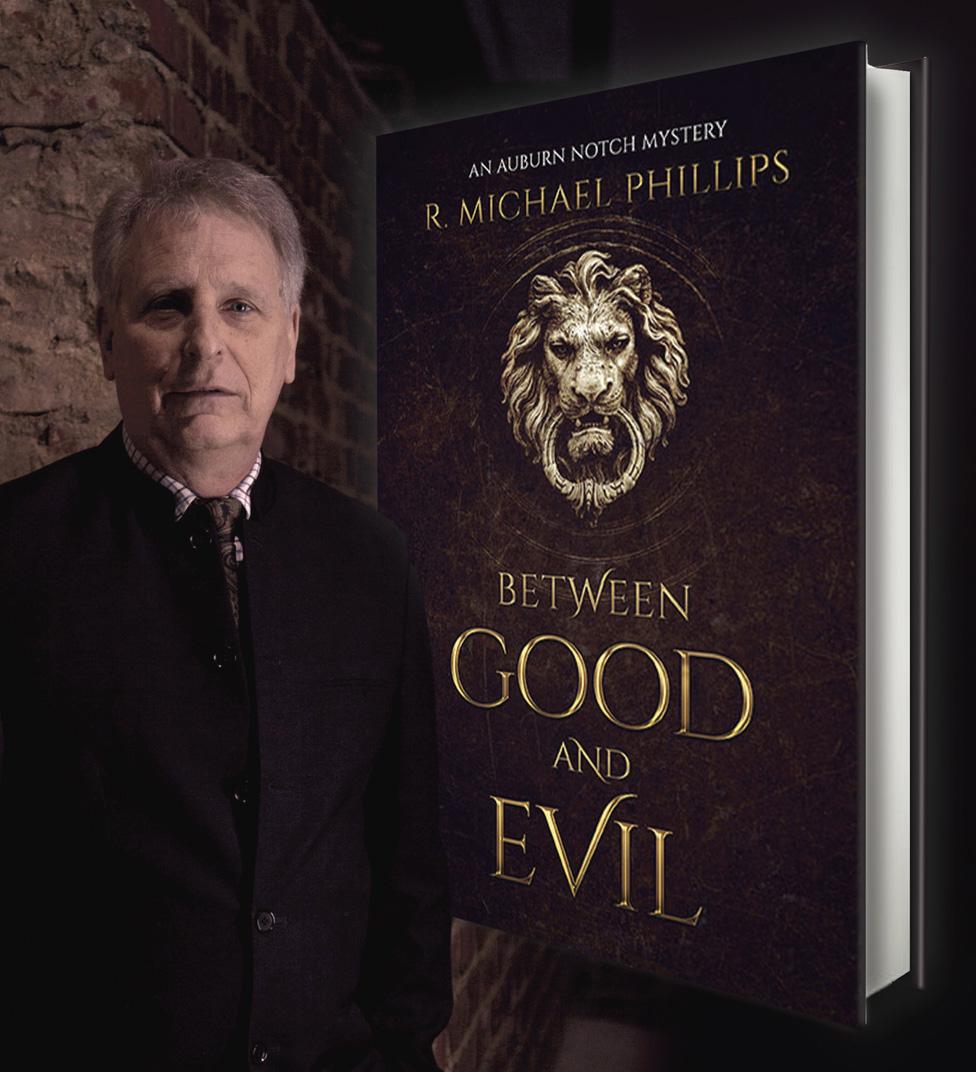 Between Good and Evil, an Auburn Notch Mystery