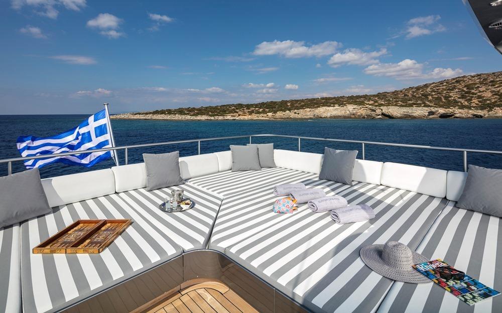 Marlene Bell and Greece