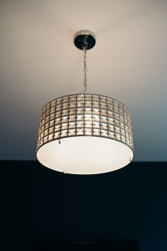 This is simple in design but the mosaic detail is subtle glam I am always after. $250 from The Lampost here in Kamloops