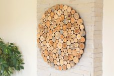 Wooden Art Work