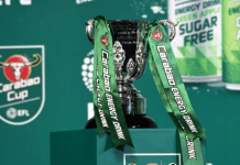 Carabao Cup Quarter-Final Draws