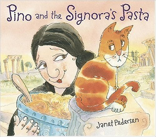 Pino and the Signora's Pasta, Kids' Books Set in Italy www.theeducationaltourist.com