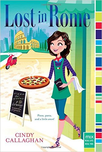 Lost in Rome, Kids' Books Set in Italy www.theeducationaltourist.com
