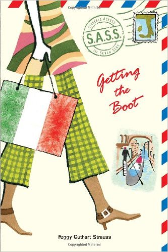 Getting the Boot, Kids' Books Set in Italy, www.theeducationaltourist.com