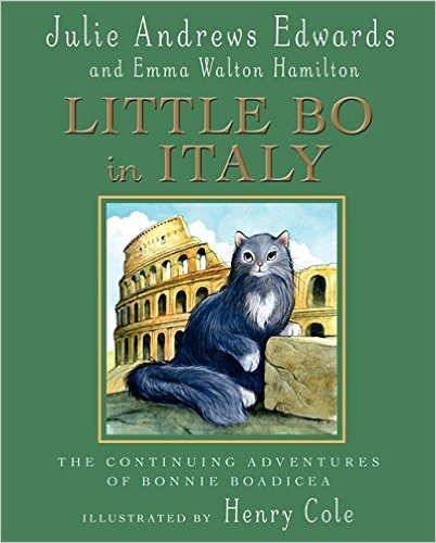 Little Bo in Italy, Kids' Books set in Italy www.theeducationaltourist.com