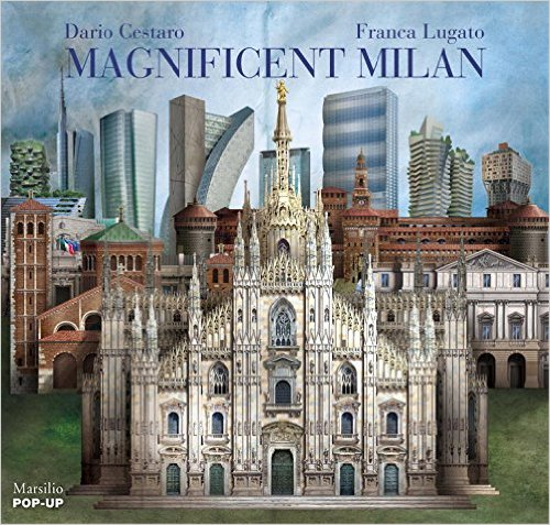Magnificent Milan, Kids' Books set in Italy, www.theeducationaltourist.com