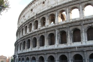 Colosseum in Rome, Colosseum, www.theeducationaltourist.com