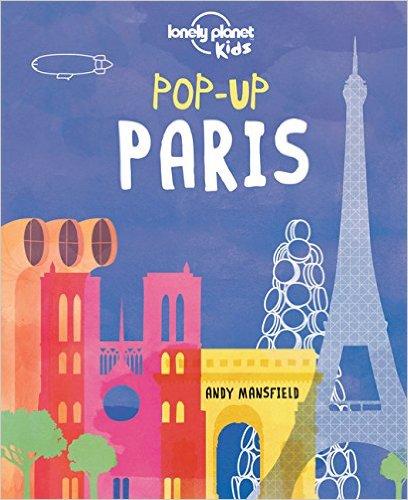 Pop Up Paris: Kids' Books set in Paris www.theeducationaltourist.com