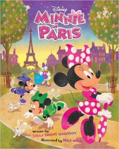 Minnie in Paris: Kids' Books Set in Paris www.theeducationaltourist.com