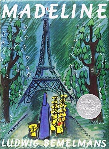 Madeline: Kids' Books Set in Paris www.theeducationaltourist.com