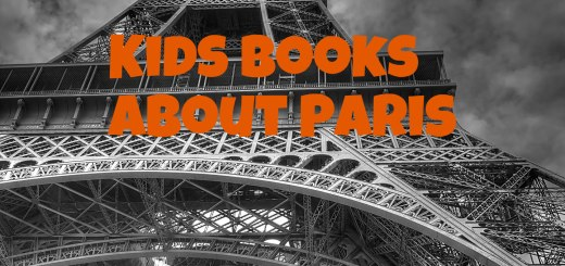 Kids Books Set in Paris, www.theeducationaltourist.com