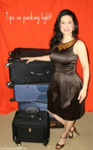 The Educational Tourist and luggage, best packing tip EVER, www.theeducationaltourist.com