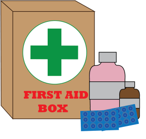 Traveling Tummy Troubles: First Aid Kit