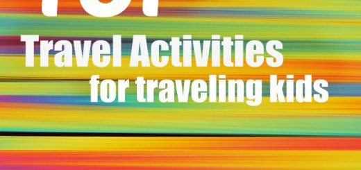 colorful stripes, Top Travel Activities for KIDS, www.theeducationaltourist.com