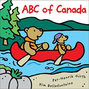 ABCs of Canada by Kim Bellefontaine, Books Set in Canada, www.theeducationaltourist.com