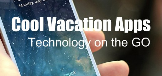 phone in hand, Cool Vacation Apps, www.theeducationaltourist.com