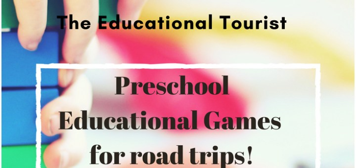 educational games for 4 year olds