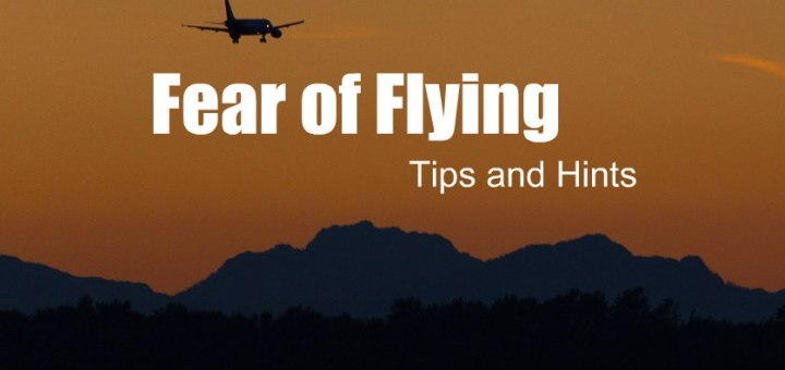 Airplane flying away to mountains, Fear of Flying, www.theeducationaltourist.com
