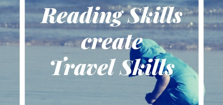 reading skills create travel skills