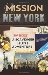 Mission New York, Kids' Books Set in New York, www.theeducationaltourist.com