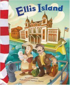 Ellis Island (American Symbols) Kids' Books Set in New York City, www.theeducationaltourist.com