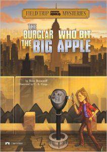 The Burglar Who Bit the Big Apple, Kids' Books set in New York City, www.theeducationaltourist.com
