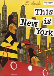 This is New York, Kids's Books set in New York City, www.theeducationaltourist.com