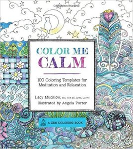 Color me calm coloring book by Lacy Mucklow, Thanksgiving Travel Tips: Activities, www.theeducationaltourist.com
