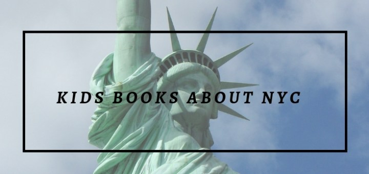 statue of liberty, kids book list about nyc