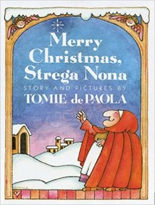 Merry Christmas, Strega Nona by Tomie de Paola, Christmas in Italy, www.theeducationaltourist.com