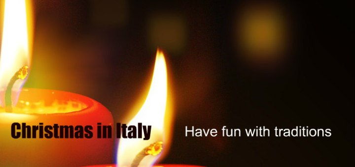 candle with flame in the darkness, Christmas in Italy, www.theeducationaltourist.com