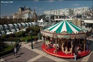 Carousel-Forum-les-Halles_Paris