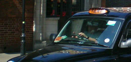 Info and Tips: London Cabs