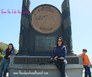 Pillar of Hercules in Gibraltar, Gibraltar Tips, www.theeducationaltourist.com