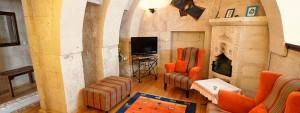 cave hotel room in Cappadocia Turkey, unusual hotels with kids